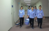 Cung cấp tạp vụ vệ sinh tại Bắc Ninh