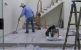 Dịch vụ vệ sinh nhà mới xây dựng