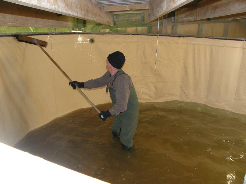 vệ sinh bể nước ngầm tại bắc ninh