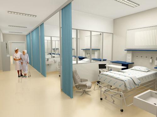 vệ sinh bệnh viện tại hải dương