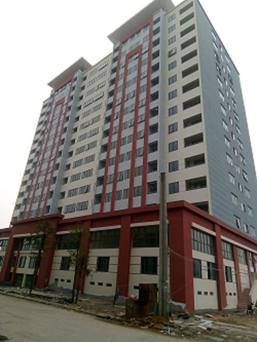 vệ sinh trung cư nhà cao tầng tại bắc ninh